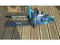 Einhell 40cc petrol chainsaw in mint condition