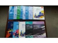 Piano Examination Books