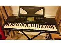 Yamaha keyboard, PSR 330, 61-Key (Full Size Key) MIDI Portable Keyboard