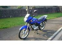 2014 AJS ECO-2 125 Motorcycle - Very Good Condition - New MoT (See Video!)