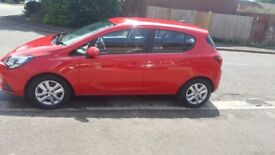 VAUXHALL CORSA 2016 REG 1.3 DIESEL STILL UNDER WARRANTY UNTILL 2019 £0 TAX BARGAIN