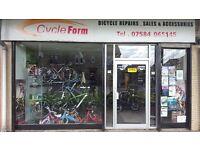 cycleform bike shop