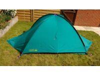 Tent sleeps 2 (+ two optional sleeping bags) - Woodbridge area