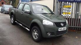 Great Wall Steed SE 2.0tdi 4x4 double cab pickup truck