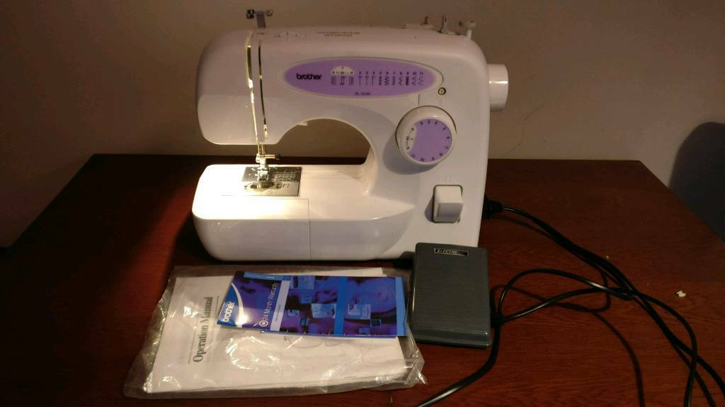 Brother XL40 Sewing Machine In Very Good Condition 40 Ono In Simple Brother Xl 2230 Sewing Machine