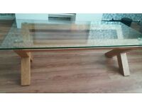 matching coffee table and dinning table