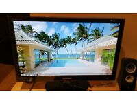 "Samsung 24"" Syncmaster 2450 PC Monitor ideal for Gaming, Movies & Work"