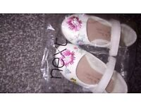 LOVELY GIRLS SHOES NEXT SIZE 8 NEW