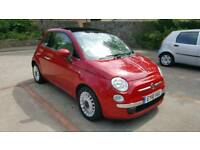 Fiat 500 Lounge *Low Mileage, recent MOT and Tax*