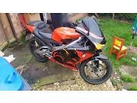 Aprilia RS 125 derestricted SWAPS ONLY