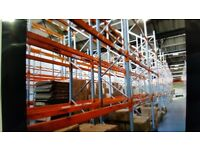 Heavy Duty Commercial Warehouse Racking, Storage, Pallet, Dexion. Price In Descripton