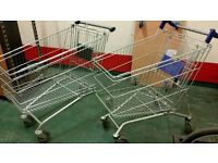 2x no name shopping trolley for free - Pickup from Wythenshawe