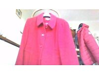 Ladies Wool Jacket