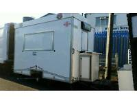 New build catoring trailer £2500