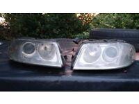 Passat headlights 1999-2005