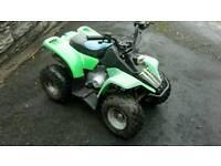 Kazuma Meerkat 50cc quad