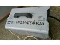 Migmate welder 105