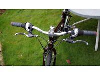 """Ladies/Teenagers Victoria Pendleton """"Brooke"""" hybrid bicycle ."""