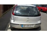 LEFTHAND DRIVE OPEL CORSA GERMAN PLATE FOR EXPORT SALE PLEASE READ WORLDWIDESHIPPING DEL TRANSPORT