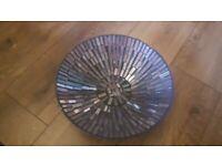 Large mosaic bowl - for fruit, keys, ornament - £5 (£18 new)