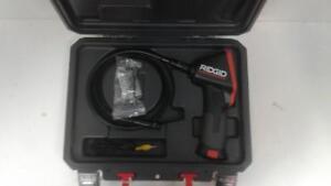 Ridgid Inspection Camera (1) (#115714) (NR117481) We Sell Used Tools!