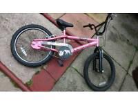 Kobe Cutie pink girls bike cycle