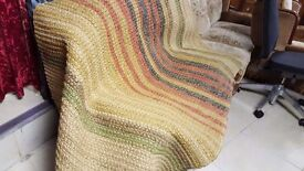 Large runner rug - Good Condition
