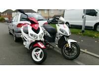 Aprilia sportcity one 50cc 2t