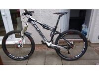 Cube AMS HPA Pro 150 Full Suspension Mountain Bike
