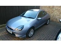 Ford Puma 1.7 - 16v - Needs a few things fixed before MOT in March (5th)