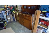 A GARAGE FULL OF FURNITURE, WASHING MACHINE, TIMBER, HARDWARE, NAILS & SCREWS ~ ALL ITEMS ARE FREE!