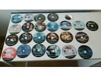 Bunch of ps2 games discs only
