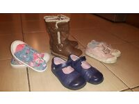Toddler Girls Shoes / Boots Size 7 £6