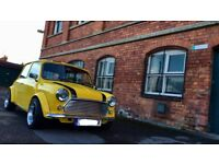 1979 Austin mini with 1275gt LOOK.!!