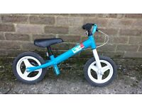 Kid's runner bike without pedals age 18months-4 years