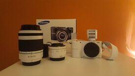 Samsung NX1100 Mirrorless Digital Camera