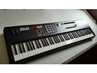 AKAI MPK88, MIDI controller, Hammer Action