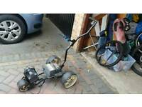 Golf electric trolley
