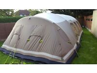 Outwell Yosemite Falls Tent Outtex® 100% Ripstop Cotton RRP £2500