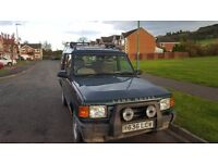 Land Rover Discovery 1 300 TDI, 1997 R REG
