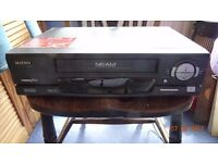 Matsui VHS VCR Video Player Recorder Nicam Digital Stereo