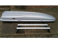 BMW Box and Roof Racks for 2004 series 3 cars