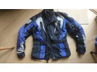 Free - Motorcycle Jacket Mens XS no longer waterproof