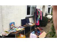 GARAGE SALE - 17/12/17 - from 12noon 51 Cloughs Road Furniture etc