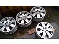 Ford mondeo focus connect 16'' alloy set