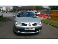 Renault megane 2006 low mileage long Mot excellent drive