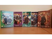DOCTOR WHO DVD'S