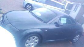 Audi TT Coupe 2005 Grey , 111000 Mileage