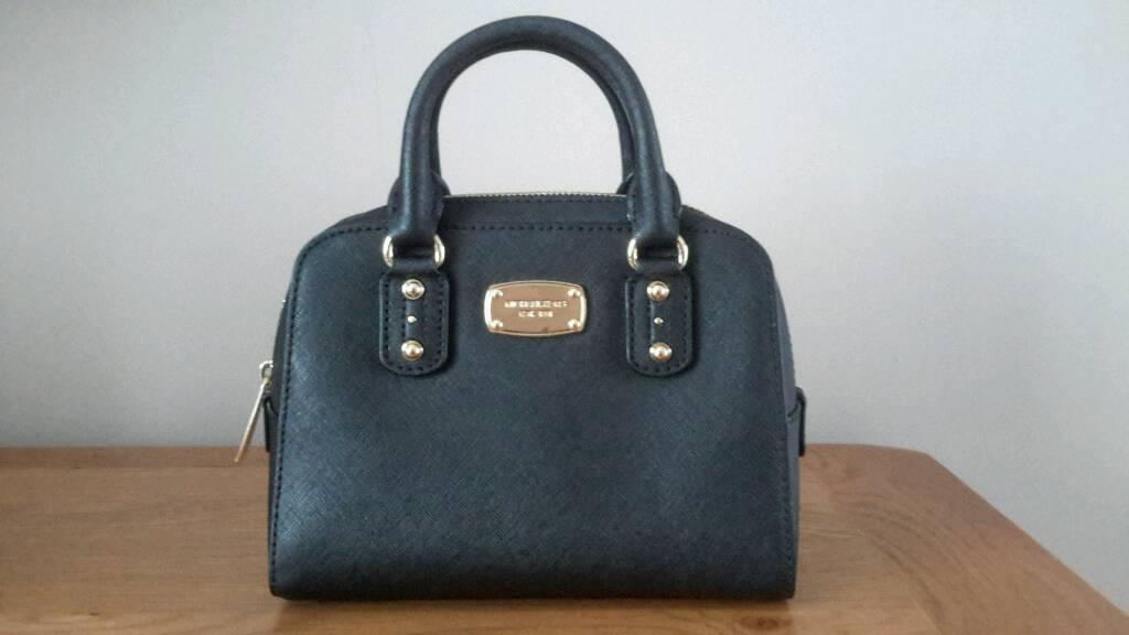 Michael Kors Black Mini Handbag (unused)