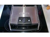 krups sandwich pannini toaster/grill
